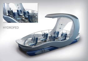 """""""Hydroped"""" student concept 2004"""