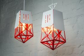 "Lamp ""Sand Bridge"""