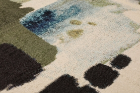 Smears rug